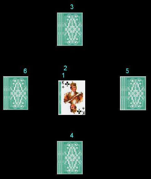 Способы гадания на игральных картах - Страница 2 Bylo
